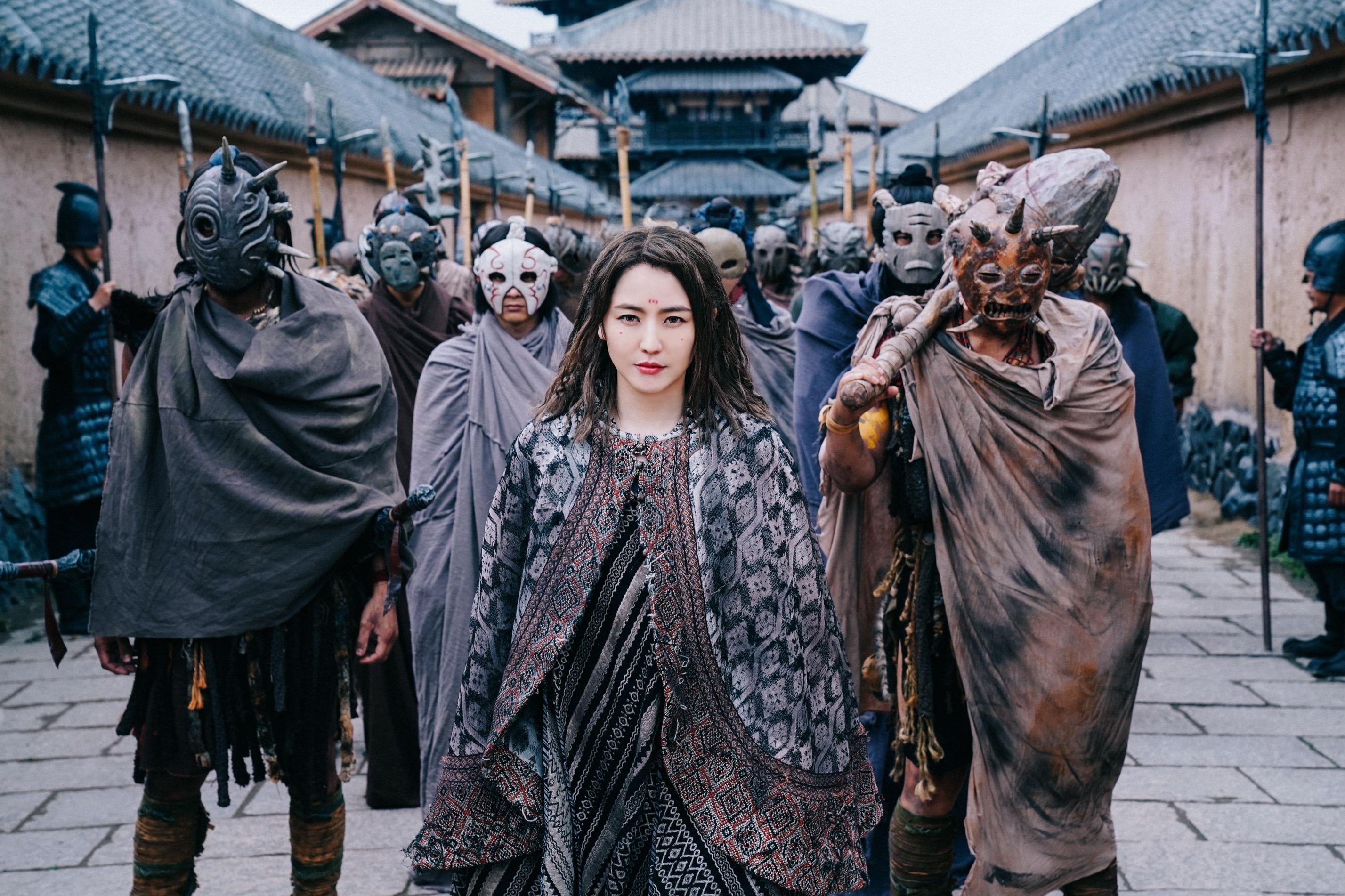 長澤雅美在《王者天下》美的讓人落淚!(ifilm傳影互動提供)