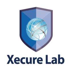 Xecure lab logo twitter promote