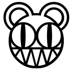 Radiohead bear promote