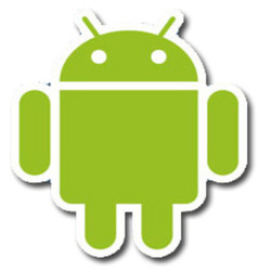 Android logo promote