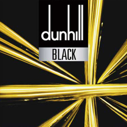 Dunhill black pack promote