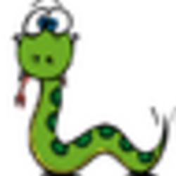 Python logo promote