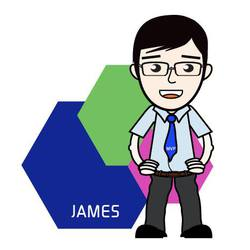 James cute promote