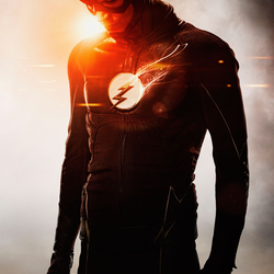 The flash promote