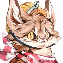 Plumbercat promote