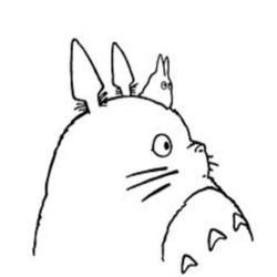 Totoro logo promote